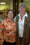 Jane Elder and Esther Kibby - Exhibition Co-Chairwomen